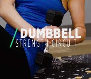 Video: Dumbbell Strength Circuit