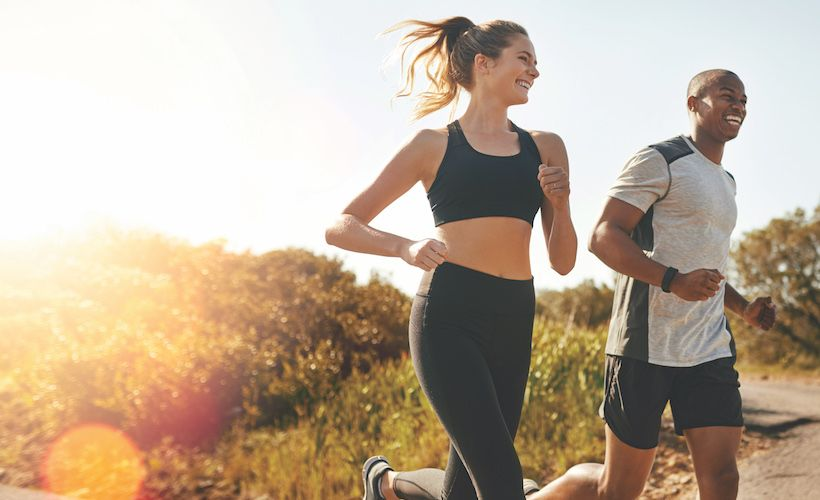 4 Week Plans For Running Nutrition And Cross Training