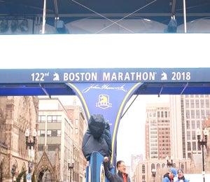 Run The 2018 Boston Marathon Route In Less Than 3 Minutes