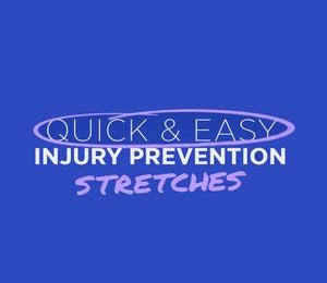 Injury Prevention Hip Flexor Stretch: Pigeon Pose