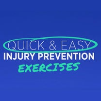 Quick And Easy Injury Prevention Hip Flexor Exercise: Pendulum