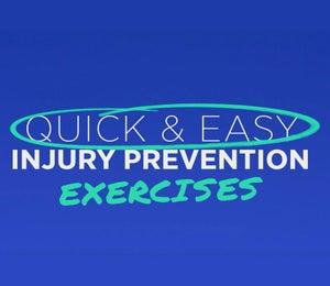 Injury Prevention Hip Flexor Exercise: Pendulum