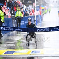 Tatyana McFadden Discusses Her 5th Boston Marathon Victory