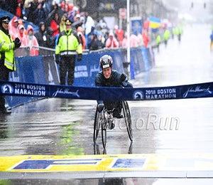 Tatyana McFadden On Her 5th Boston Marathon Win