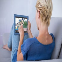 Which Is Better: Watching A Race From The Sofa Or Sidelines?