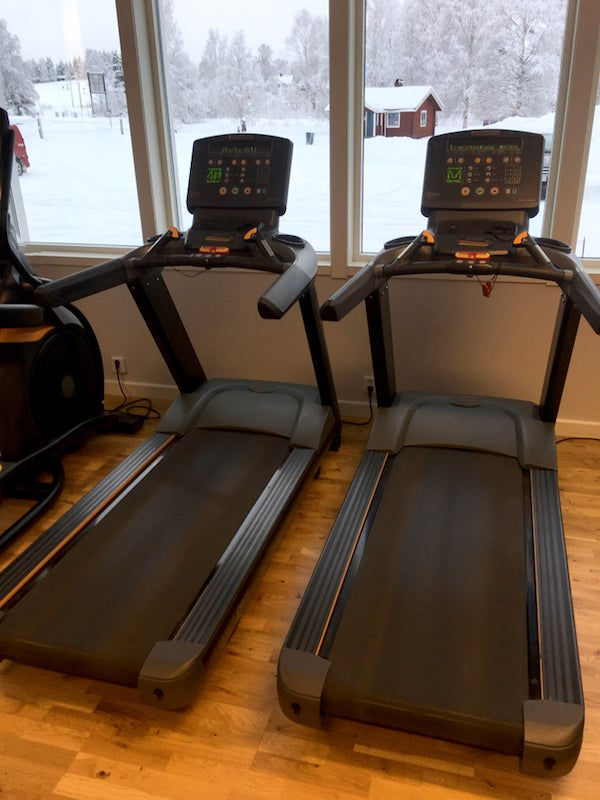 Don't Rely Too Heavily On The Treadmill During Winter