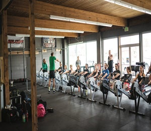 The Value Of Rowing As A Cross-Training Tool