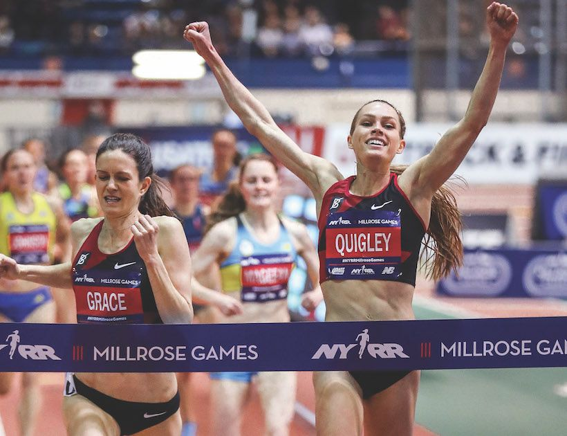 Meet The Elite: Our Q&A With Colleen Quigley