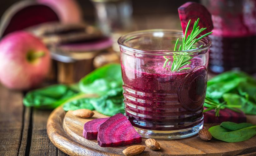 The Health Benefits Of Fueling Your Runs With Beetroot Juice