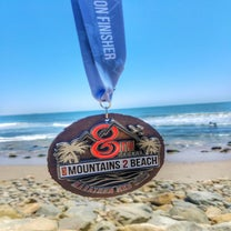 10 Reasons To Run The Mountains 2 Beach Marathon