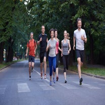 Tips For Running Safely With A Group