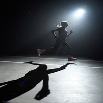 Asics' Blackout Track Digs Deep Into The Runner's Mind