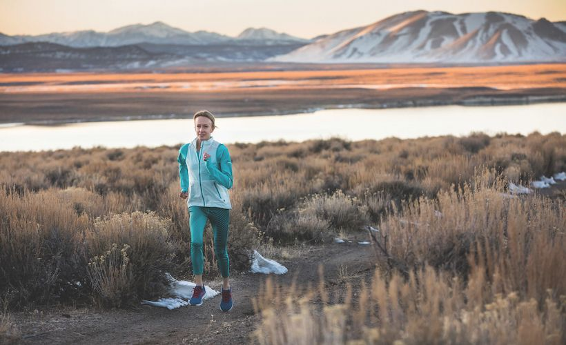 Deena Kastor: Letting Her Mind Run