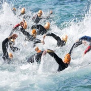 Just Keep Moving Forward: Your First Triathlon