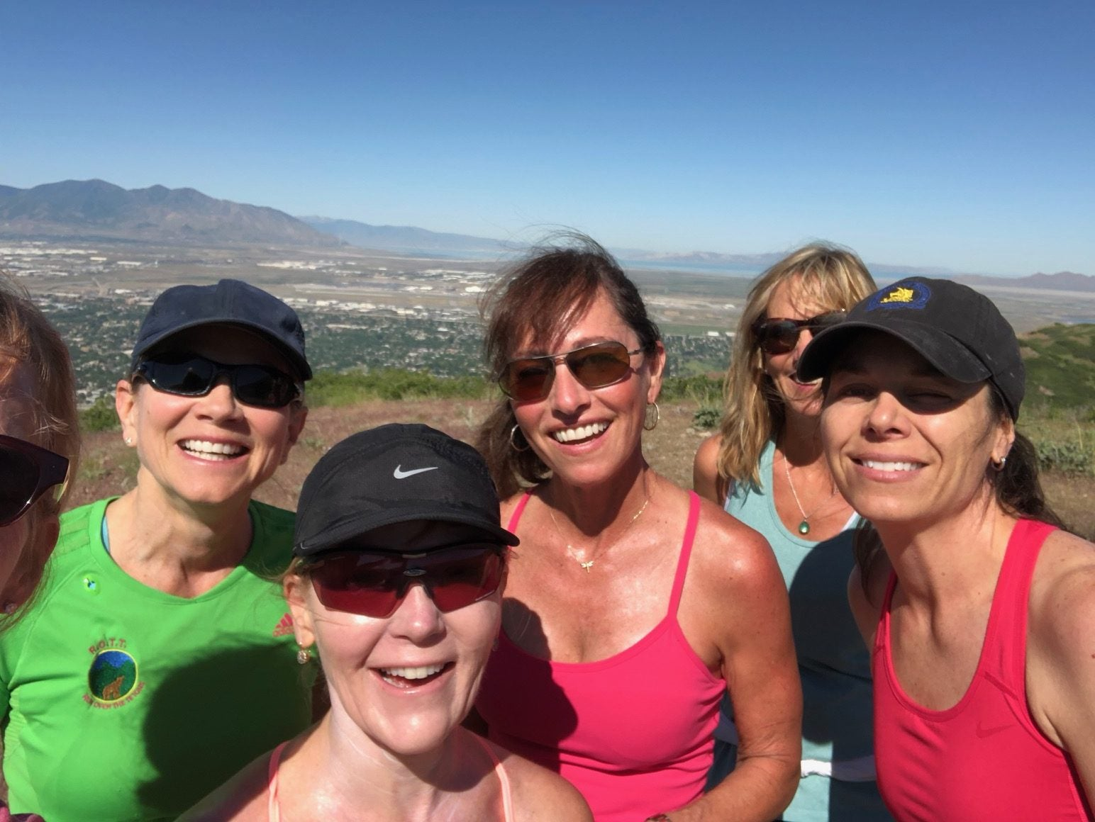 Run Club Profile: Meet The Slam Runners