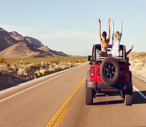 Tips To Keep Your Legs Loose During Road Trips