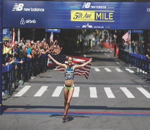 Jenny Simpson Aims For 7th Win At 5th Avenue Mile