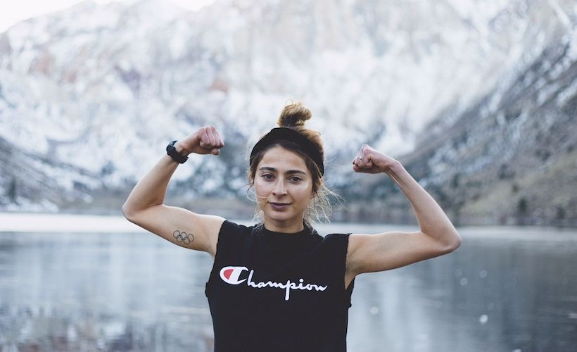 Alexi Pappas Is Ready For Chicago