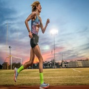 Meet The Elite: Our Q&A With Camille Herron