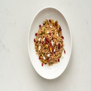 Apricot, Almond, Mint And Farro Salad Recipe