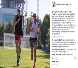 Gwen Jorgensen Joins 2018 Chicago Marathon Field