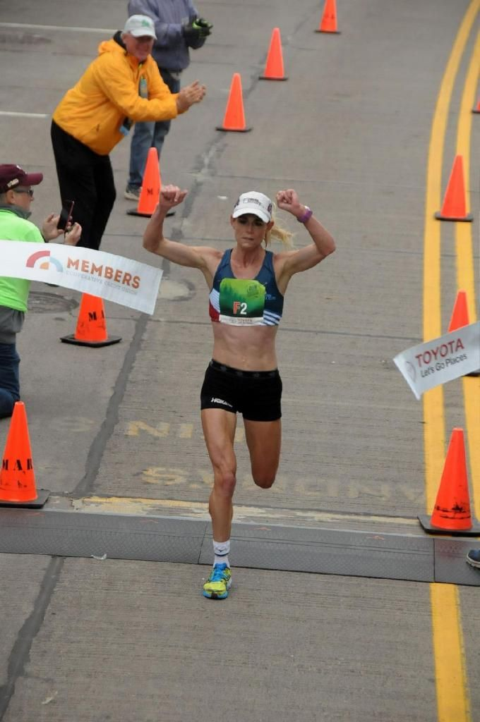 Runner To Watch: Kellyn Taylor
