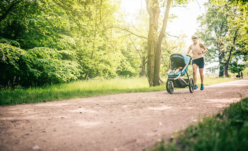 A Postpartum Running Guide For New And Experienced Moms