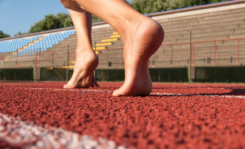 A Coach's Tips For Running Sockless