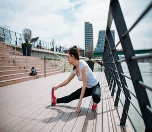 Pre-Workout Warm-up Advice For Hot Days