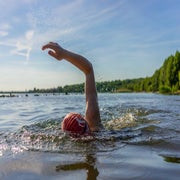 Pro Triathlete Bruckner Chase's Top Swimming Tips For Runners