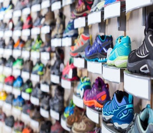 Problems With Shopping Online For Running Shoes
