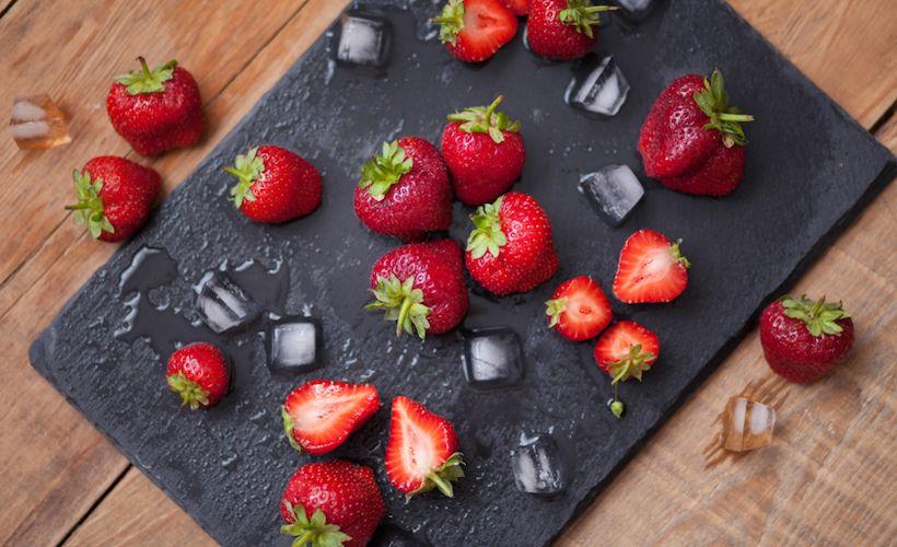Strawberry Tomato Salad Recipe