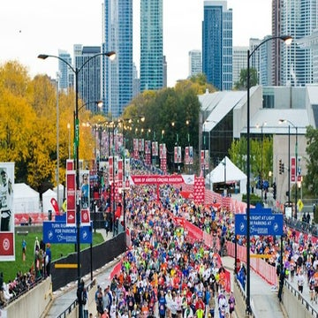 4 American Women Make It Into The Chicago Marathon's Top 10