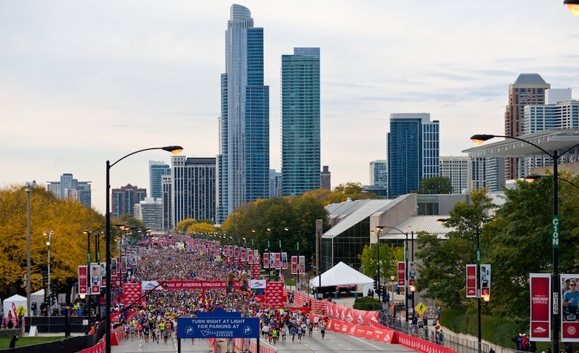 How To Watch The 2018 Chicago Marathon
