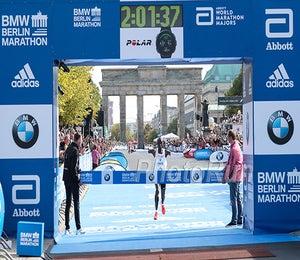 New Marathon World Record Set In Berlin