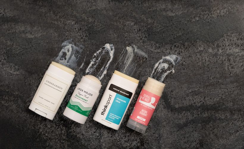 The 4 Best Natural Deodorants For Active Women