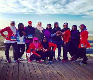 Run Club Profile: Muslimahs On The Run