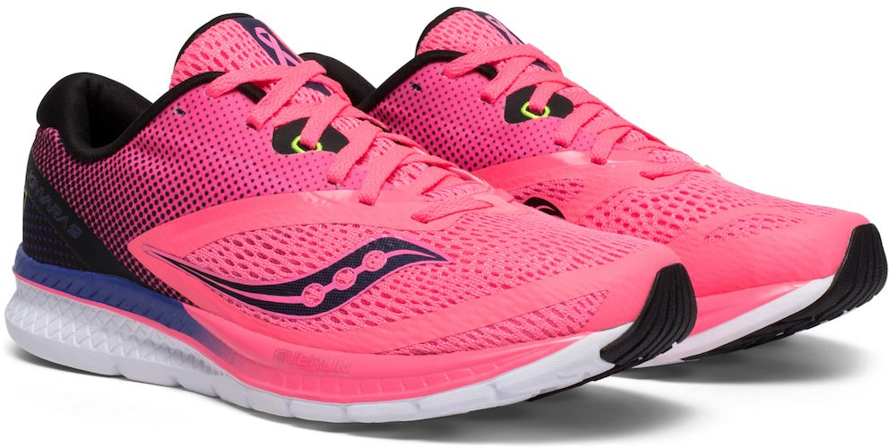 Saucony's Breast Cancer Awareness Shoe