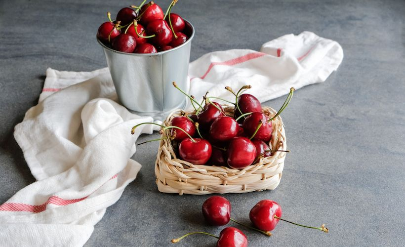 Quinoa Salad With Cherries, Walnuts And Feta Recipe