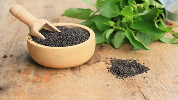 Trend Alert: Could Basil Seeds Become The New Chia Seeds?