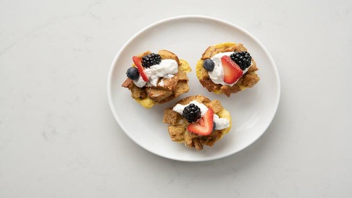 French Toasties Muffin Recipe