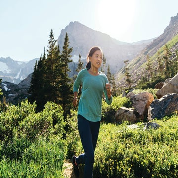 Jenny Jurek Was Made For The Mountains