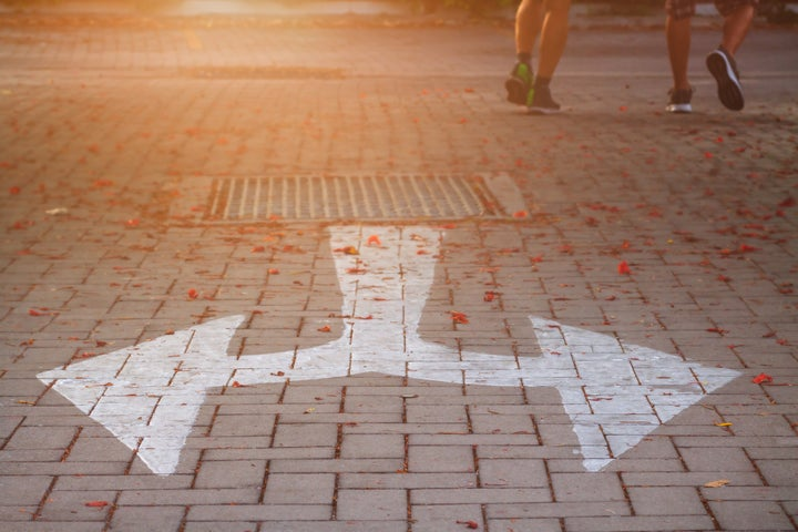 How To Climb Out Of A Running Rut