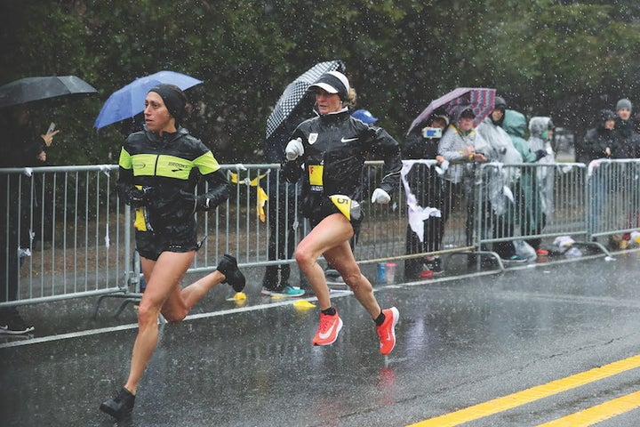 Shalane Flanagan And Des Linden Are Ready To Tackle NYC