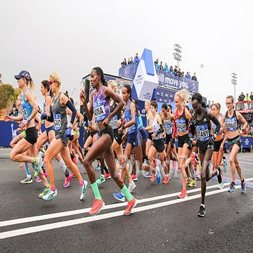 Pros To Watch At the 2018 NYC Marathon