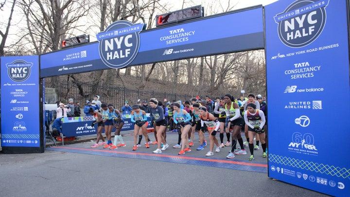 The One Half Marathon to Run
