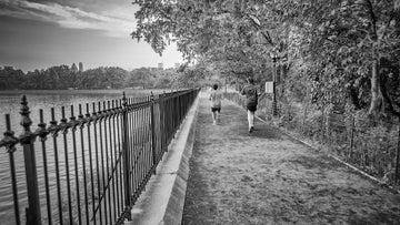 The NYC Marathon's Original Badass