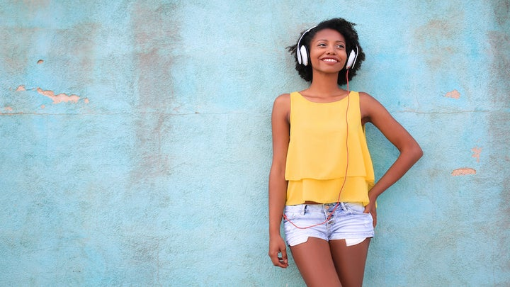 Get Motivated To Run With This 10-Track Playlist