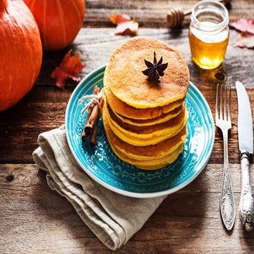 Pro Sydney Devore's Favorite Pumpkin Pancake Recipe
