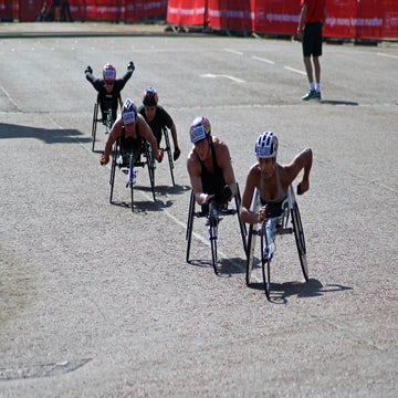 Tatyana McFadden Reaches For A New Record In NYC